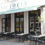 Café Victoria - Tønders hyggelige café midt på gågaden.