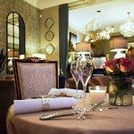 Romantic reservation