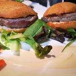 Hamburger di salsiccia di Bra