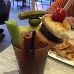 Bilde fra The Cowfish Sushi Burger Bar
