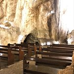 Small chapel inside the cave