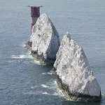 View of the Needles