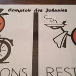 Foto de Le Comptoir des Johnnies