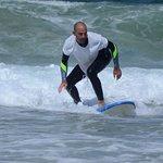 Cours de surf à Labenne, école de surf Sharkpool