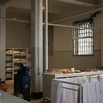 The storage room with the items for the prisoners
