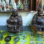 Temple bouddhiste de Gangaramaya - Colombo
