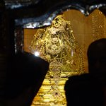 Relic of the sacred Tooth of Buddha