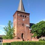 Det solide kirketårn