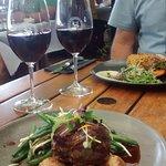 gorgeous lunch at stonyridge vineyard