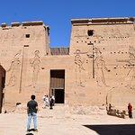 صورة فوتوغرافية لـ معبد فيله