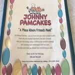 Johnny Pamcakes照片