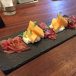 Spanish Country Ham & Melon