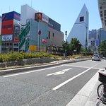 ภาพถ่ายของ Midosuji Street