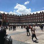 Plaza Major on Madrid