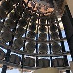 The drum decor
