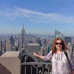 Me On Top Of The Rock