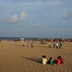 besant nagar(eliot) beach