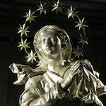 Wunderschöne Madonna aus Silber im Domschatz