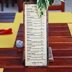 Wine Menu Setting