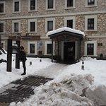 El Boj - Hotel Santa Cristina Foto