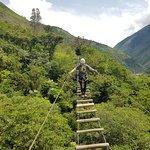 1km suspension bridge