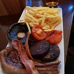 Mixed Grill (extra rasher - no sausage) - £15