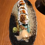 Deep-fried Soft Shell Crab Roll