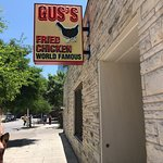 Foto de Gus's World Famous Fried Chicken