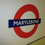 Marylebone Tube Line