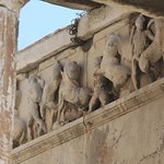 Details of Temple of Hephaestus