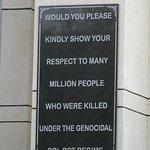 Self explanatory signage