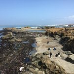 Low Tide at Glass Beach
