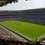 Twickenham Stadium: England vs Barbarians