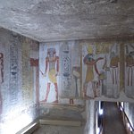Very ancient tomb