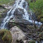 Bilde fra Steall Waterfall