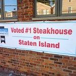 2014 Readers' Choice - Voted #1 Steak on Staten Island
