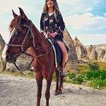 Moonlight horse riding 🤗