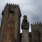 pelourinho e torres do castelo
