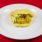 Traditional Doubles with Kuchela & Cucumber