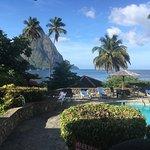 Incredible restaurant views & pool