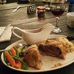 Beef Wellington .. perfect