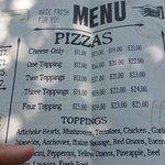 Foto de Gold Dust Pizza