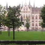 Országház fényképe
