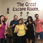 Photo de The Great Escape Room