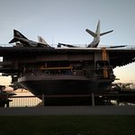 The USS Midway.