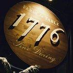 Custom 1776 Sign