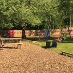 NEW TODDLER & PICNIC AREA ADDED