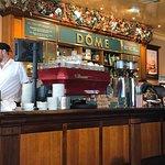 Dome Cafe resmi