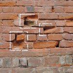 Bullet marks inside Jallianwala baug