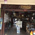 Foto de Catfish Bookshop & Restaurant